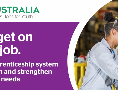 GAN Australia launches its 2019 Policy Paper with key recommendations for Government to support outcome-focused vocational education and training